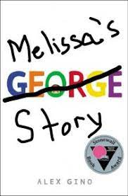 """Melissa's Story (old title, """"George"""" is crossed out)"""